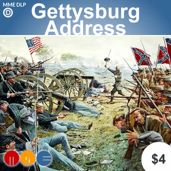 the events in the battle of gettysburg Since the battle of gettysburg ceased the southern progression into the north, it became a critical moment in the civil war if you want a clearer picture of the battle of gettysburg, the generals and the events you should definitely.