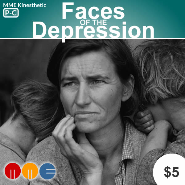 Faces of the Depression