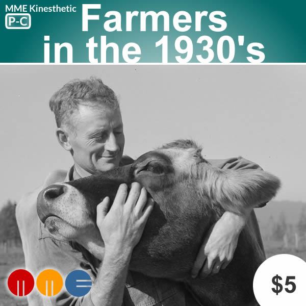 Farmers in the '30s