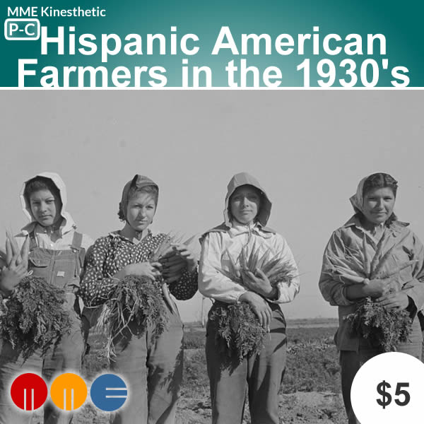 Hispanic Amn Farmers '30s