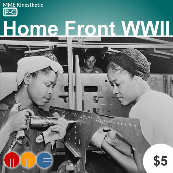 Home Front WW II