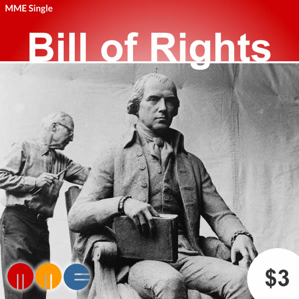 The Bill of Rights -- MME Single