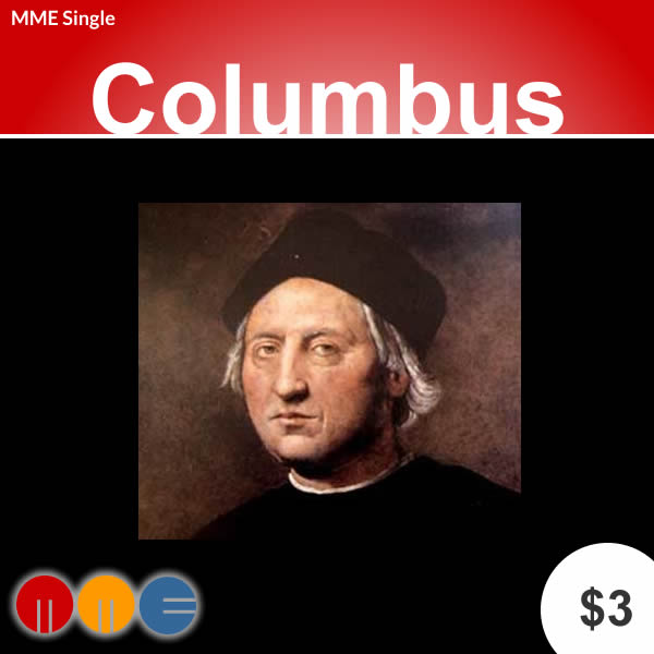 Christopher Columbus -- MME Single