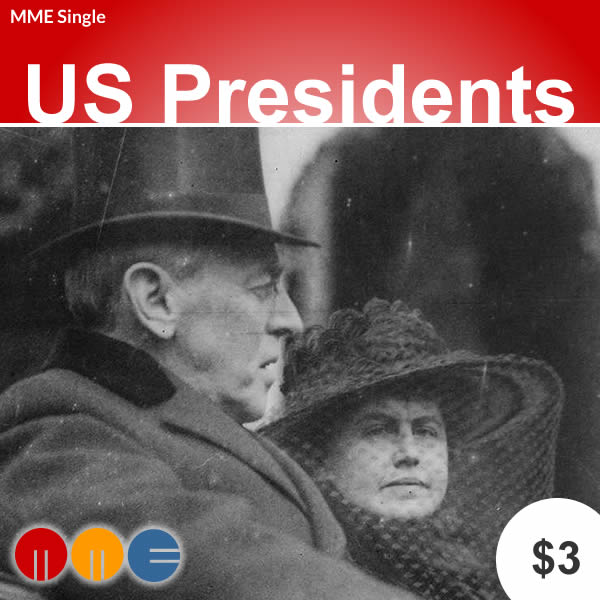 US Presidents -- MME Single