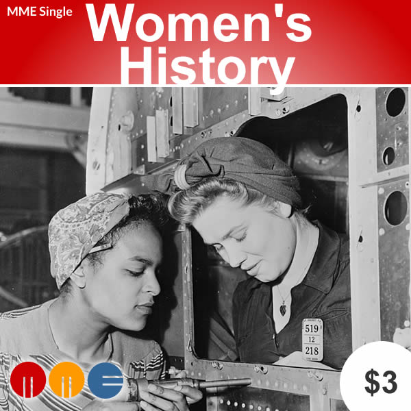Women's History Month -- MME Single