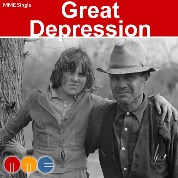 Causes of the Great Depression -- MME Single